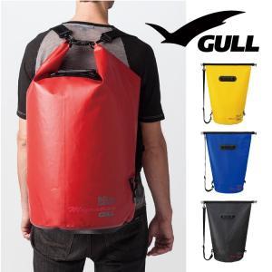 ウォータープルーフ バッグ GULL ガル ウォータープロテクト バッグ3 Lサイズ GB-7101|diving-hid