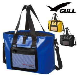 ウォータープルーフ バッグ GULL ガル ウォータープロテクト バッグ トート ミドルサイズ GB-7105|diving-hid