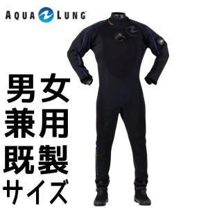 ドライスーツ AQUALUNG/アクアラング フュージョンワン ドライスーツ 男女兼用 既成サイズ[50705011]|diving-hid