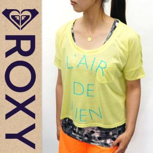 ROXY / ロキシー ラッシュガード(Tシャツ) 半袖 レディース L'AIR DE RIEN BLK 【RLY152011】[6015815002]|diving-hid