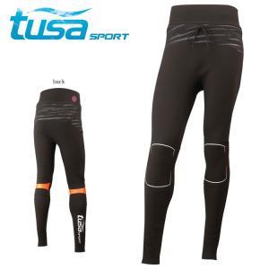 ウェットパンツ tusa sport/ツサスポーツ UA5206 ウェットパンツ 男性用[60203005]|diving-hid