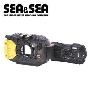 防水カメラ ハウジング SEA&SEA/シーアンドシー DX6Gカメラハウジングセット ダイ...