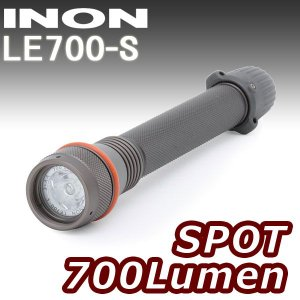 INON/イノン LED水中ライトLE700-S スポット[706360140000] diving-hid