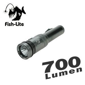 【水中ライト】i-DIVESITE 700ルーメン LED水中ライト Fish-Lite D7 【FL-A004】[706840540000] diving-hid