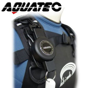 【リトラクター】AQUATEC/アクアテック サークルリトラクター 90 [801760040000]|diving-hid