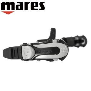 ダイビング フィン パーツmares マレス ABS ブラスバックル 軽器材 ストラップ  バックル|diving-hid