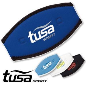 マスクストラップカバー tusa sport/ツサスポーツ UA10 マスクストラップカバー[81003034]|diving-hid