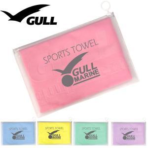 GULL スポーツ タオルII Mサイズ(40×90cm) GULL/ガル GA-5075A[81109043]|diving-hid