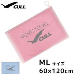 タオル GULL/ガル GULLスポーツタオル3 ML GA-5072