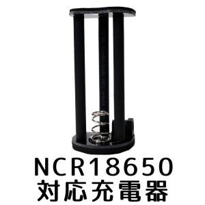 i-DIVESITE NCR18650 リチウムイオン電池用充電器【BT-18650】[811840040000] diving-hid
