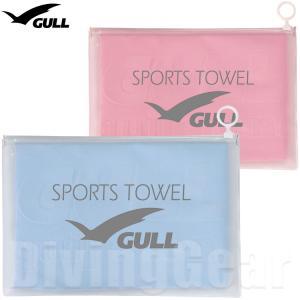 GULL(ガル) スポーツタオル Lサイズ GA-5071 SPORTS TOWEL マリンタオル ...