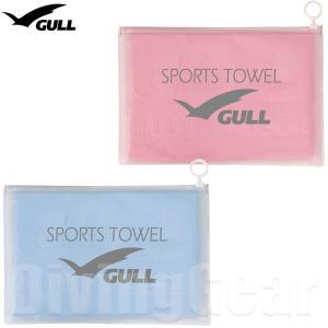 GULL(ガル) スポーツタオル Mサイズ GA-5073 SPORTS TOWEL マリンタオル ...