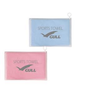 GULL ガル スポーツタオル MLサイズ [GA-5072]