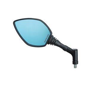 <title>タナックス 高級な TANAX クロス3 ブルー鏡 ブラック 10mm正ネジ 左右共通</title>