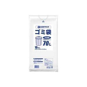 業務用10セット ジョインテックス ゴミ袋 LDD半透明 即納送料無料! 10枚 N209J-70 限定Special Price 70L