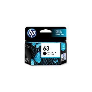 <title>HP Inc. 63 人気ブランド多数対象 インクカートリッジ 黒 F6U62AA</title>