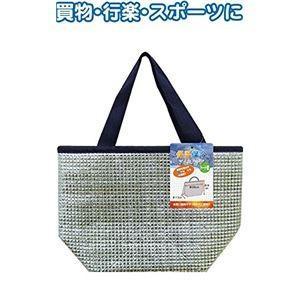 保温 保冷アルミバッグ トート型 商品 34-657 〔12個セット〕 特価品コーナー☆