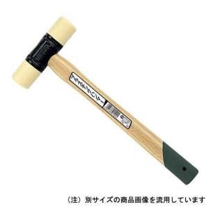 (プラスチックハンマー) プラハン 頭部交換可 139×350mm (家具組立、機械修理等)