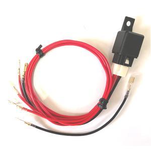 ホーン取付用バッ直リレーキット12V20Aまで対応 ポン付け時のヒューズ切れ対策に、電磁ホーン エアホーンなどの高出力のホーンの取付|diy-life