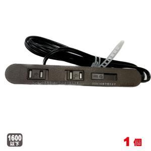 コンセント家具用2ヶ口スライドタイプNC-1522USB2A (茶色) A品 DIY|diy-support