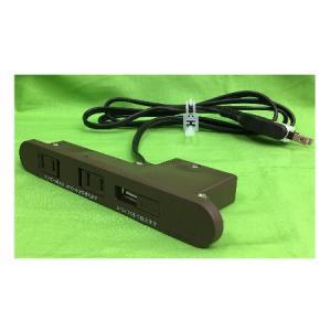 コンセント家具用2ヶ口スライドタイプNC-1522USB2A (茶色) A品 DIY|diy-support|04