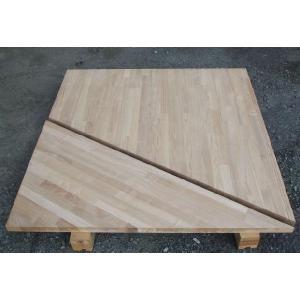 集成材 タモ無垢集成材無塗装 変形2段廻り段板 KSFF-31ST(L) 左廻り 30×1000×1000mm (48kg/セット) B品|diy-support|02