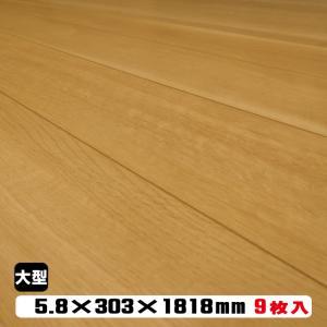 フローリング リフォームフロア 6SO 捨貼 6mm厚 約1.5坪(B品床材/1ケース24kg)2ケース以上は更に値引|diy-support