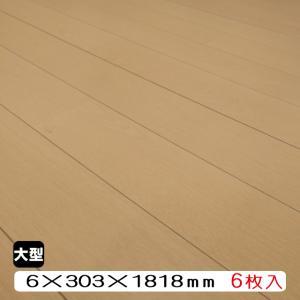 フローリング リフォームフロア FT-BML 捨貼用 6mm厚 約1坪(B品床材/1ケース17kg)2ケース以上は更に値引|diy-support