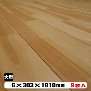 フローリング リフォームフロア 6KM 捨貼 6mm厚 約1.5坪(B品床材/1ケース25kg)2ケース以上は更に値引|diy-support