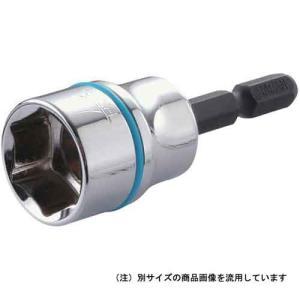 電動ドライバー ドリル用(ベッセル) ソケットビット8mm sa200860|diy-tatsu