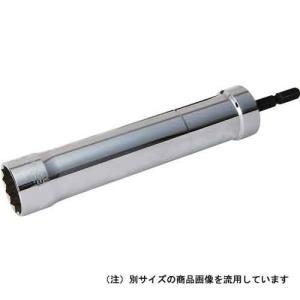 電動ドライバー ドリル用(ベッセル) 超ロングソケット17mm ×a201715|diy-tatsu