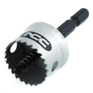 ホールソー インパクト用 金属用 26mm 用途(ステンレス/アルミ/アクリル板/塩化ビニール/プラスチック/サイディングボード/FRP)|diy-tatsu