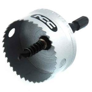ホールソー インパクト用 金属用 38mm 用途(ステンレス/アルミ/アクリル板/塩化ビニール/プラスチック/サイディングボード/FRP)|diy-tatsu
