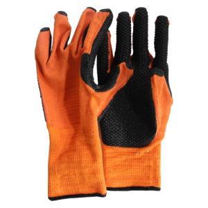 ガーデングローブ 園芸手袋 柑橘剪定用手袋 Lサイズ 手のひら ゴムコーティング|diy-tatsu