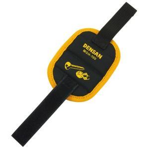 デンサン・マグネットリストバンド (ネジ・ナット・釘などの携帯) ネジ止め作業 釘打ち作業 釘袋|diy-tatsu