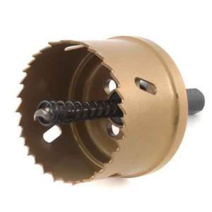 電動ドライバー ドリル用ドリルビット(ウイニングボアー)バイメタルカッター bc-50|diy-tatsu