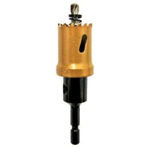 電動ドライバー ドリル用ドリルビット(ウイニングボアー)バイメタルカッター bc-25|diy-tatsu