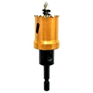 電動ドライバー ドリル用ドリルビット(ウイニングボアー)バイメタルカッター bc-27|diy-tatsu
