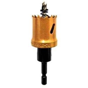 電動ドライバー ドリル用ドリルビット(ウイニングボアー)バイメタルカッター bc-30|diy-tatsu