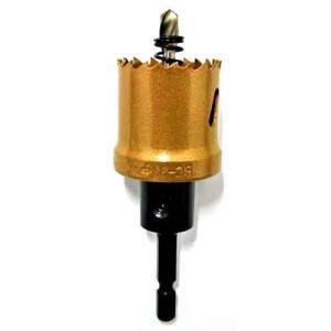 電動ドライバー ドリル用ドリルビット(ウイニングボアー)バイメタルカッター bc-33|diy-tatsu