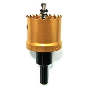 電動ドライバー ドリル用ドリルビット(ウイニングボアー)バイメタルカッター bc-40|diy-tatsu