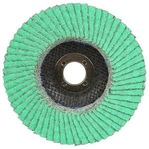 ディスクグラインダー 刃 ゼットソー 粒度60 外径100×穴径15(16)mm 1枚 (溶接ビード除去、レーザー加工バリ取り)|diy-tatsu