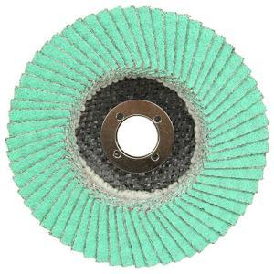 ディスクグラインダー 刃 ゼットソー 粒度80 外径100×穴径15(16)mm 1枚 (溶接ビード除去、レーザー加工バリ取り)|diy-tatsu