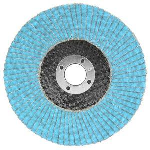 ディスクグラインダー 刃 ゼットソー 粒度80 直径100×穴径15mm 1枚 (面取り、溶接ビート削り、鉄、ステンレス、サビ取り)|diy-tatsu