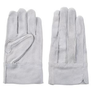 (作業手袋 革) 牛床皮手袋 Lサイズ|diy-tatsu