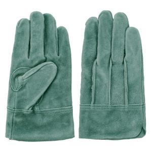 (作業手袋 革) オイルなめし皮 背縫いタイプ Mサイズ|diy-tatsu