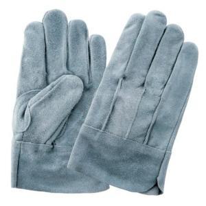 (作業手袋 革) オイルなめし皮 内綿 背縫いタイプ Lサイズ|diy-tatsu