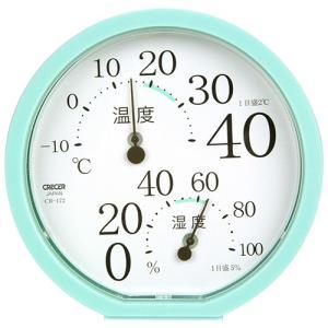 温度計 湿度計 デジタル温度計 デジタル湿度計 120×120mm (卓上/壁掛け)|diy-tatsu