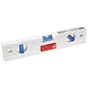 水平器 勾配計 水準器 レベル スリムレベル マグネット付 蓄光 (水平・垂直・45度の確認)|diy-tatsu