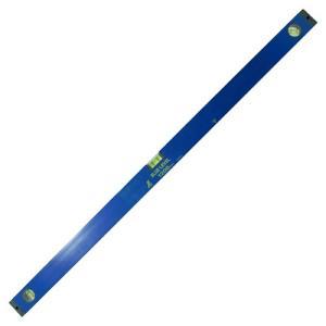 水平器 勾配計 水準器 レベル ブルーレベル 1200mm (建築・土木・配管・電気等の工事で水平・垂直・45度確認)|diy-tatsu